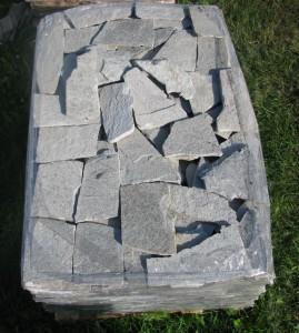 Gnejs elewacyjny srebrzysto-szary 4