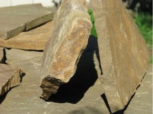 Piaskowiec kwarcowy - relief i płaski
