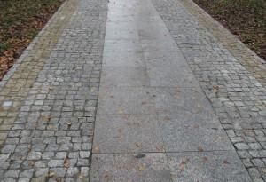 Kostka granitowa plus płyty granitowe
