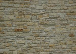 Elewacja z kamienia rzędowego 2