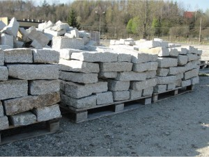 Granit – kamien murowy łupany