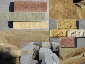 Piaskowce elewacyjne - bogactwo kształtów i kolorów