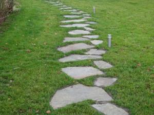 Ścieżka z gnejsu