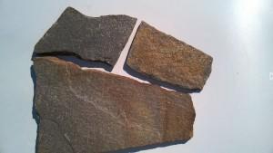 Gnejs metaliczny mozaikowy łupany nieregularny – poligonalny 3