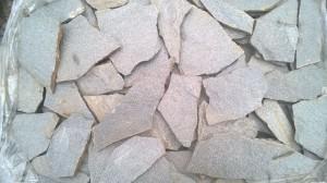 Gnejs metaliczny mozaikowy łupany nieregularny – poligonalny 5