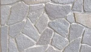 Gnejs szary łupany nieregularny – poligonalny