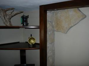 Kamień w domu