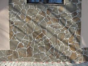 Elewacja z piaskowca kwarcowego