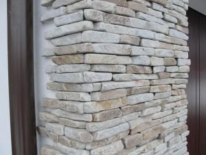 Piaskowiec muskowit ryski - ściana