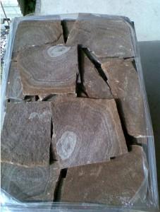 Gnejs brązowy - elewacje, tarasy