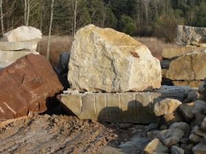 Głazy z piaskowca
