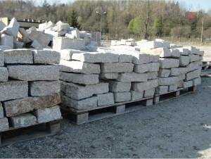 Granit – kamień murowy łupany