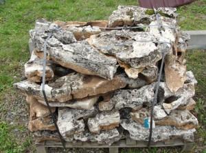 Kamień ogrodowy ozdobny wulkaniczny