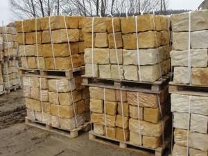 Piaskowiec – kamień rzędowy łupany
