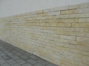 Piaskowiec – ryska fasadowa - elewacja