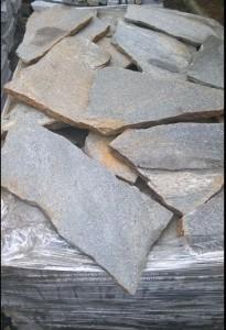 Gnejs metaliczny mozaikowy łupany nieregularny – poligonalny 6