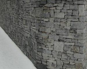 Granit - kamień rzędowy łupany