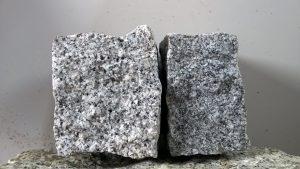 Porównanie kostki granitowej - Strzelin-Strzegom